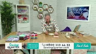 Sewing Quarter - Stitching for the Family - 28th April 2017