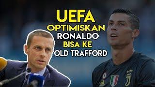 KEPUTUSAN UEFA ATAS INSIDEN KARTU MERAH CRISTIANO RONALDO