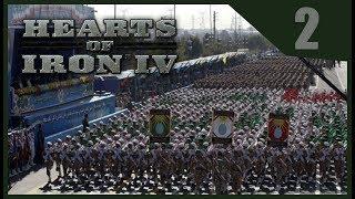 Hearts of Iron IV Millennium Dawn - Iran Iraq War #2/2