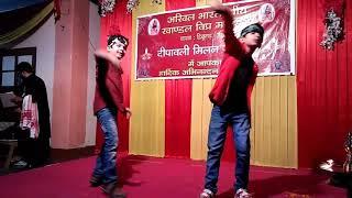 Dev Joshi dance and Keshav Joshi dance