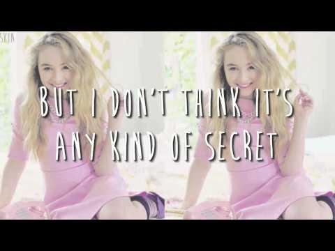 Best Thing I Got [Lyrics] - Sabrina Carpenter