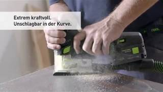 Akku-Stichsäge CARVEX PSC 420 | PSBC 420 - Festool
