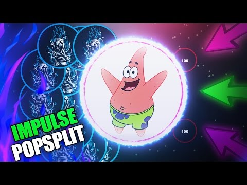 Alisio // *NEW* IMPULSE POPSPLIT!! Crazy NEW TRICK! HACKED COIN TROLLING MOMENTS IN ALISIO