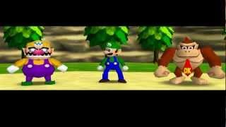 Mario Party 1 - Intro
