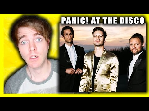 REACTING TO PANIC AT THE DISCO