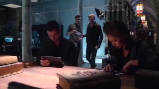 Shadowhunters - Clary & Jace Kiss Scene