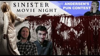 Movie Night: Sinister (w/Andersen's PUN CONTEST!)