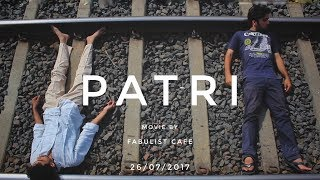 PATRI -Suicide is not an option | Fabulist Cafe