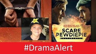 Youtuber's Parents ARRESTED & CHARGED! #DramaAlert Scare PewDiePie 2 LEAKED! Brawadis i8!