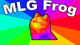 Where Is MLG Frog From? - Origin Of The Get Out Frog Meme
