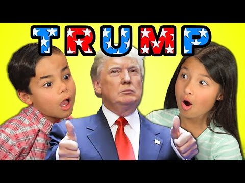 Xxx Mp4 KIDS REACT TO DONALD TRUMP 3gp Sex