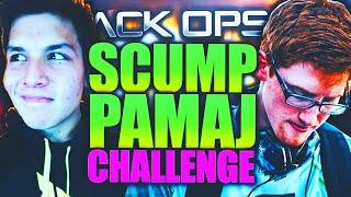 OPTIC SCUMP & OPTIC PAMAJ 80 KILL TDM CHALLENGE COMPLETE! NEW BLACK OPS 3 80 KILL OPTIC CHALLENGE!