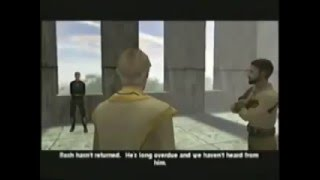 Star Wars: Jedi Knight III: Jedi Academy cutscenes and Light Side Ending