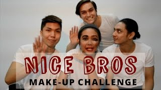 Luis Hontiveros and Angelo Tan-Alberto does my make-up! ( Ft. Patrik Franksson )