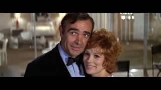 Diamonds Are Forever theme with Jill St.John scenes. Al Caiola + Ventures (James   Bond 1971)
