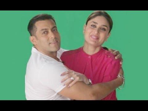 Bajrangi Bhaijaan   Salman Khan Pampering Kareena Kapoor!