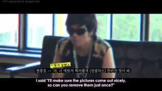 [ENG SUB] 120925 Ta-dah It's Wonder Boyz Ep.2 - Bak Chi Gi's Sunglasses Cut