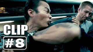 TONY JAA Versus PAUL WALKER - FAST and FURIOUS 7 Clip # 8