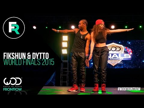 Xxx Mp4 Fik Shun Dytto FRONTROW World Of Dance Finals 2015 WODFINALS15 3gp Sex