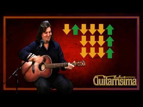 Como tocar Porque yo te amo de Sandro Guitarra Facil GDL
