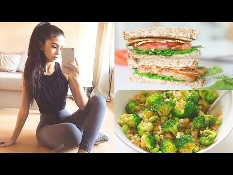 WHAT I EAT IN A DAY 🍎 Healthy, Vegan & Easy!