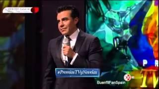 Premios TvyNovelas 2015 | Parte 1.