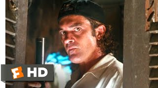 Assassins (1995) - Waiting in the Balcony Scene (6/10) | Movieclips