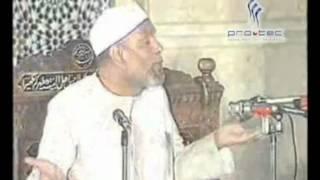 09- تفسير سورة الاعراف - الاية (22 - 27 ) - الشيخ الشعراوي
