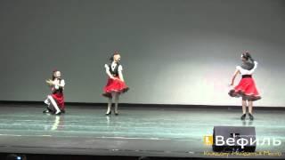 Zamuel Ballet School La Jota Aragonese