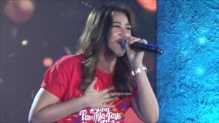 2016 Oh Holy Night Station ID Launching ABS-CBN - Morissette Amon