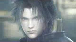 Final Fantasy VII: Crisis Core - English Opening