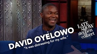 David Oyelowo Stayed In Character As MLK, Much To His Wife
