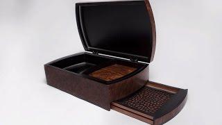Redwood Burl Box