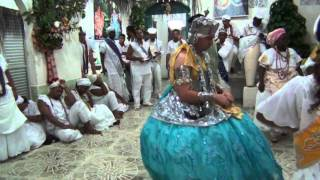 Candomblé - Rum de Logun Edé e Oxossi - Obrigação do Ojubonan Tony Obá Ojuteran Almeida - video 3