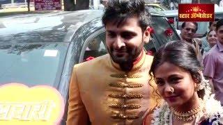 Mr. & Mrs. Sadachari - vaibhav tatwawadi and prarthana behere wedding barat.