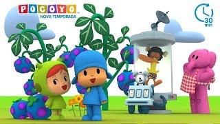 Pocoyo - As aventuras de Pocoyo e Nina!  | NOVA TEMPORADA! [30 minutes]