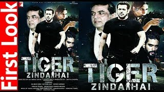 FIRST LOOK - TIGER JINDA HAI - SALMAN KHAN - KATRINA KAIF