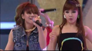 2NE1 - I Don't Care [Live 2009.09.24].mp4