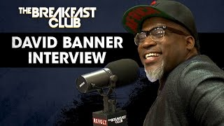 David Banner Discusses His New Album, Hip-Hop Evolution & How Trump Woke Us Up