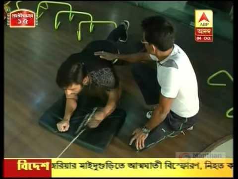 ABP Ananda Fitness Chinmoy & Ankush