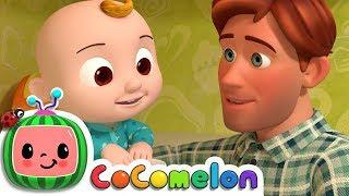 Johny Johny Yes Papa | Nursery Rhymes & Kids Songs - ABCkidTV