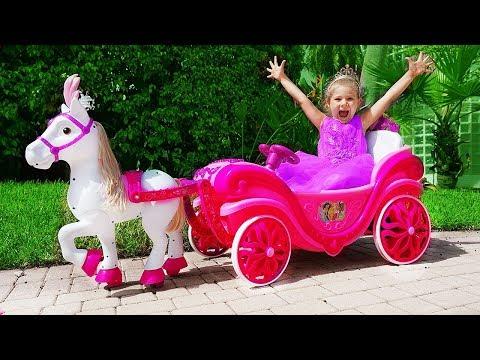 Xxx Mp4 Diana Pretend Play With Princess Carriage 3gp Sex