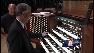 Hometown Maine - Portland's Kotzschmar Organ