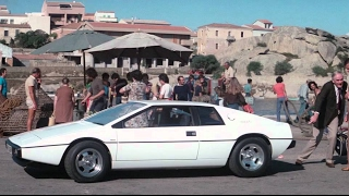 James Bond 007 - The Spy Who Loved Me - Lotus Esprit Car Chase
