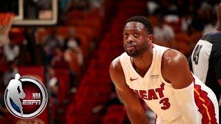Dwyane Wade, Goran Dragic lead Miami Heat to win over Orlando Magic   NBA Preseason Highlights