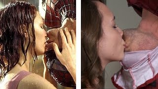 Couples Try Famous Movie Kisses