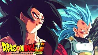 Dragon Ball Super: The Final Forms Of Goku And Vegeta