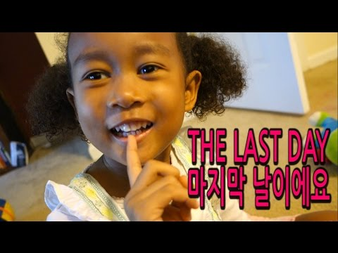 THE LAST DAY WITH GRANDMA!! Relatives' Reaction to my interracial marriage Q&A#4 Vlog ep.83
