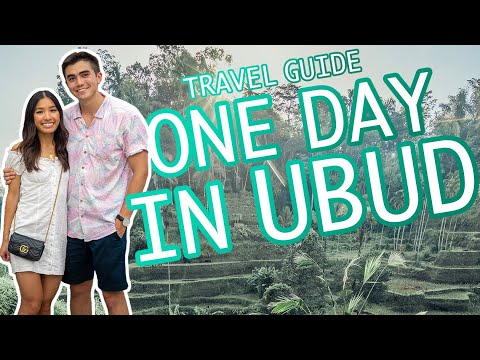 7 BEST THINGS TO DO IN UBUD Guide to Spending One Day in Ubud