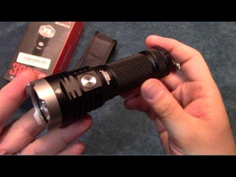 Xxx Mp4 AceBeam EC50 III Flashlight Kit Review 3gp Sex